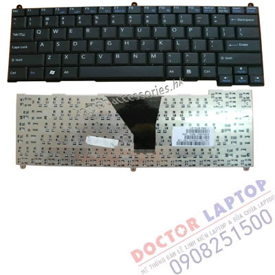 Bàn Phím Sony Vaio VGN-BZ Laptop