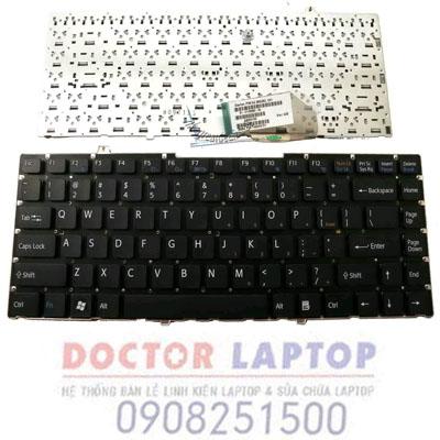 Bàn Phím Sony Vaio VGN-FW Laptop