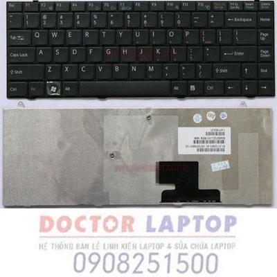 Bàn Phím Sony Vaio VGN-FZ180E Laptop
