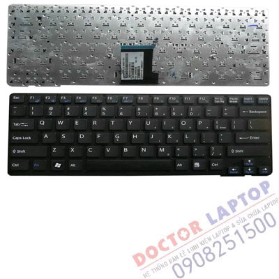 Bàn Phím Sony Vaio VPC-CA4E1R Laptop