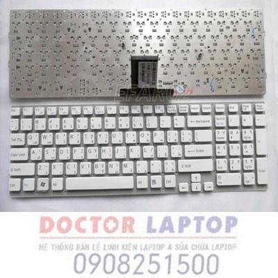 Bàn Phím Sony Vaio VPC-EB15 Laptop