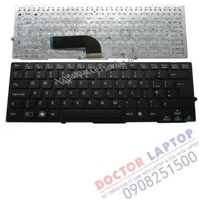 Bàn Phím Sony Vaio VPC-SB Laptop