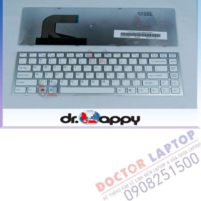 Bàn Phím Sony Vaio VPCS123FG Laptop