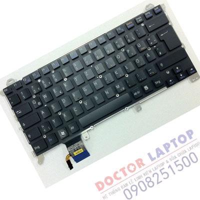 Bàn Phím Sony Vaio VPCZ2 laptop