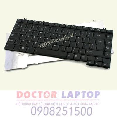 Bàn Phím Toshiba A4, A5 Tecra laptop