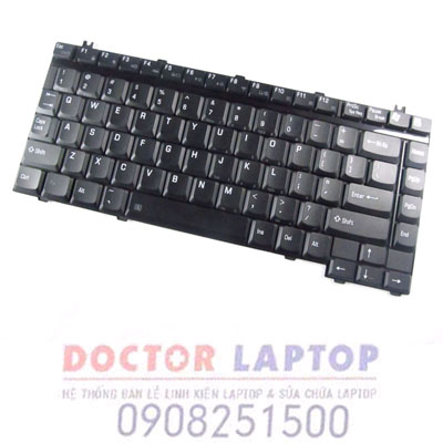 Bàn Phím Toshiba A40, A45, A50, A55 Satellite laptop