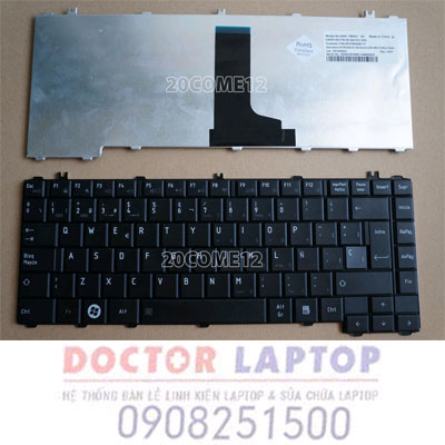 Bàn Phím Toshiba C600DSeries Satellite laptop