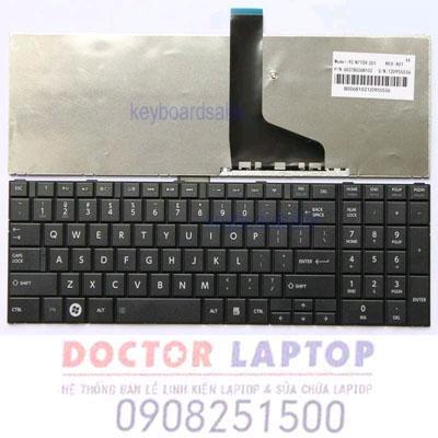 Bàn Phím Toshiba C850 C850D Satellite laptop