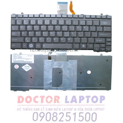 Bàn Phím Toshiba  E100 Series Satellite laptop