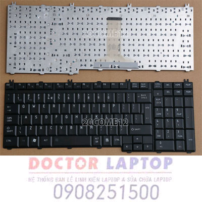 Bàn Phím Toshiba Q870 Qosmio laptop