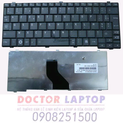 Bàn Phím Toshiba T115, T115D Satellite laptop