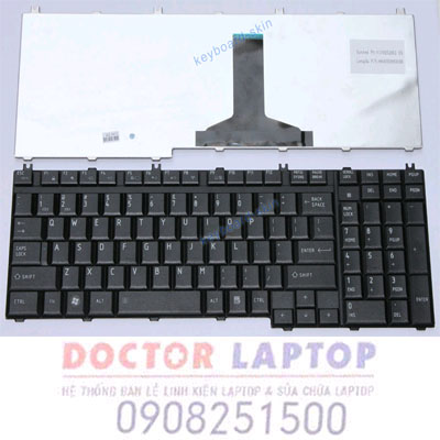 Bàn Phím Toshiba X205 Satellite laptop