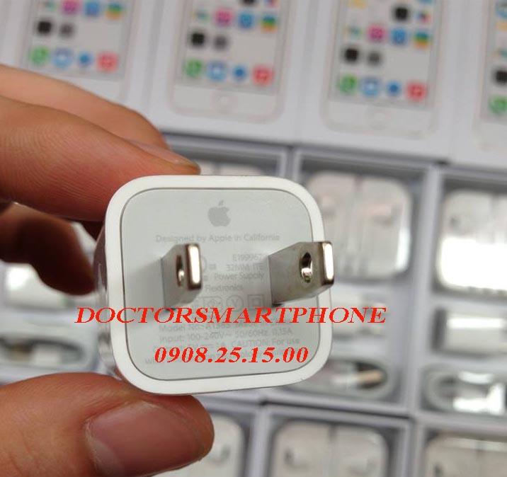 Cục Sạc Iphone 4 4s Adapter Iphone Zin