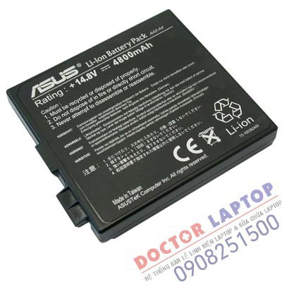 Pin Asus A4G Laptop battery