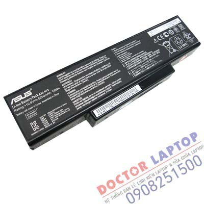 Pin ASUS S62 Laptop