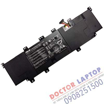 Pin Asus VivoBook S400CA Laptop battery