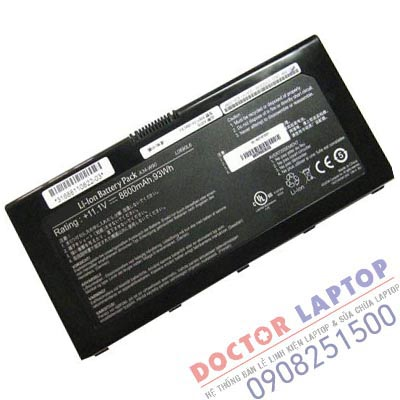Pin Asus W90 Laptop battery