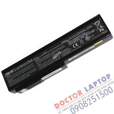 Pin Asus X64JA Laptop battery