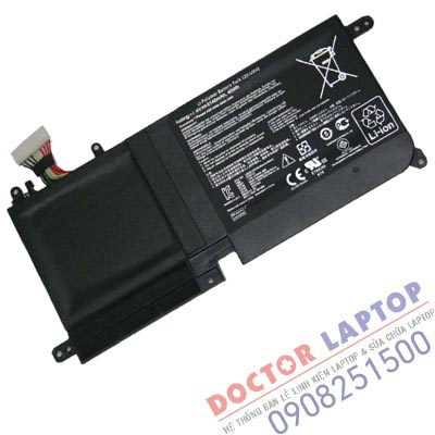 Pin Asus Zenbook UX42A Laptop battery