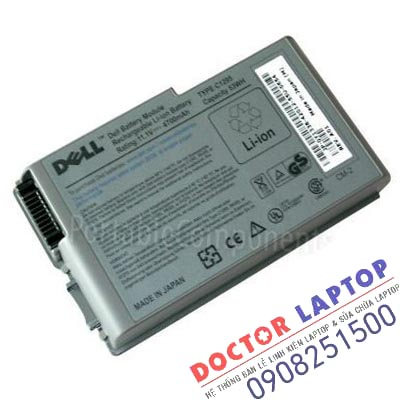 Pin Dell Latitude 600 Laptop battery Dell Latitude 6000