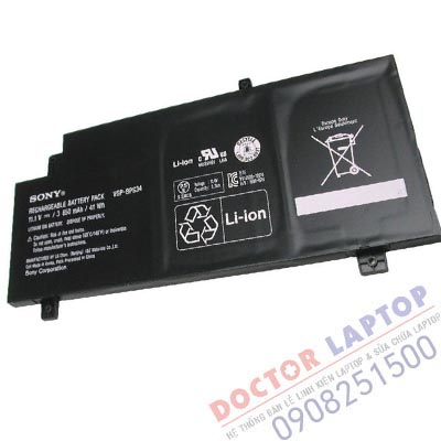 Pin Sony Vaio SVF14A1M2E SVF14A15SCB Laptop Battery