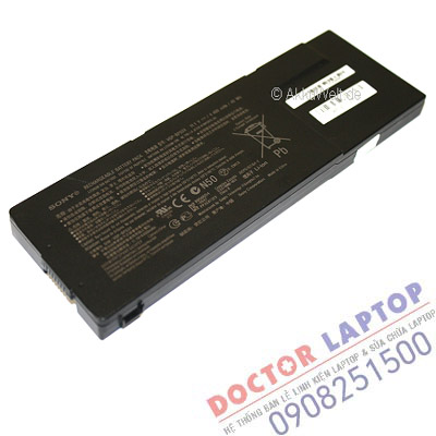 Pin Sony Vaio SVS13123CW Laptop battery