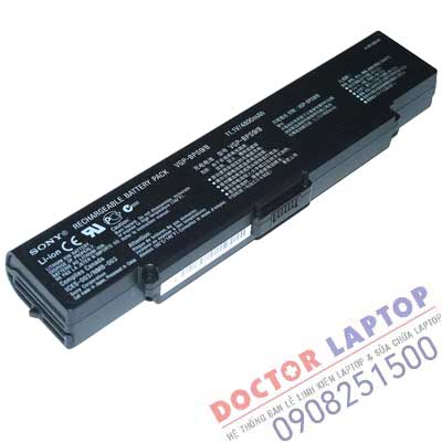 Pin Sony VGN-CR590 Laptop