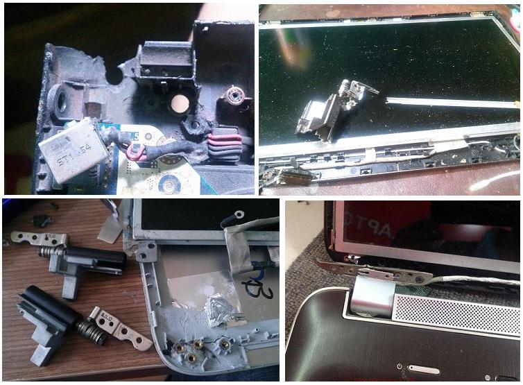 Sửa bản lề laptop ở đâu tại TPHCM uy tín chất lượng?