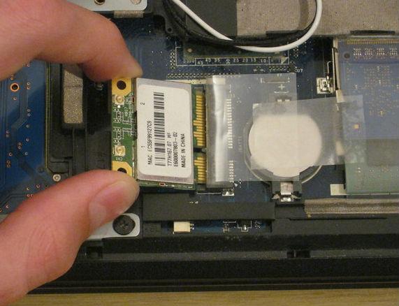 Tăng tốc độ internet bằng cách nâng cấp card Wifi laptop