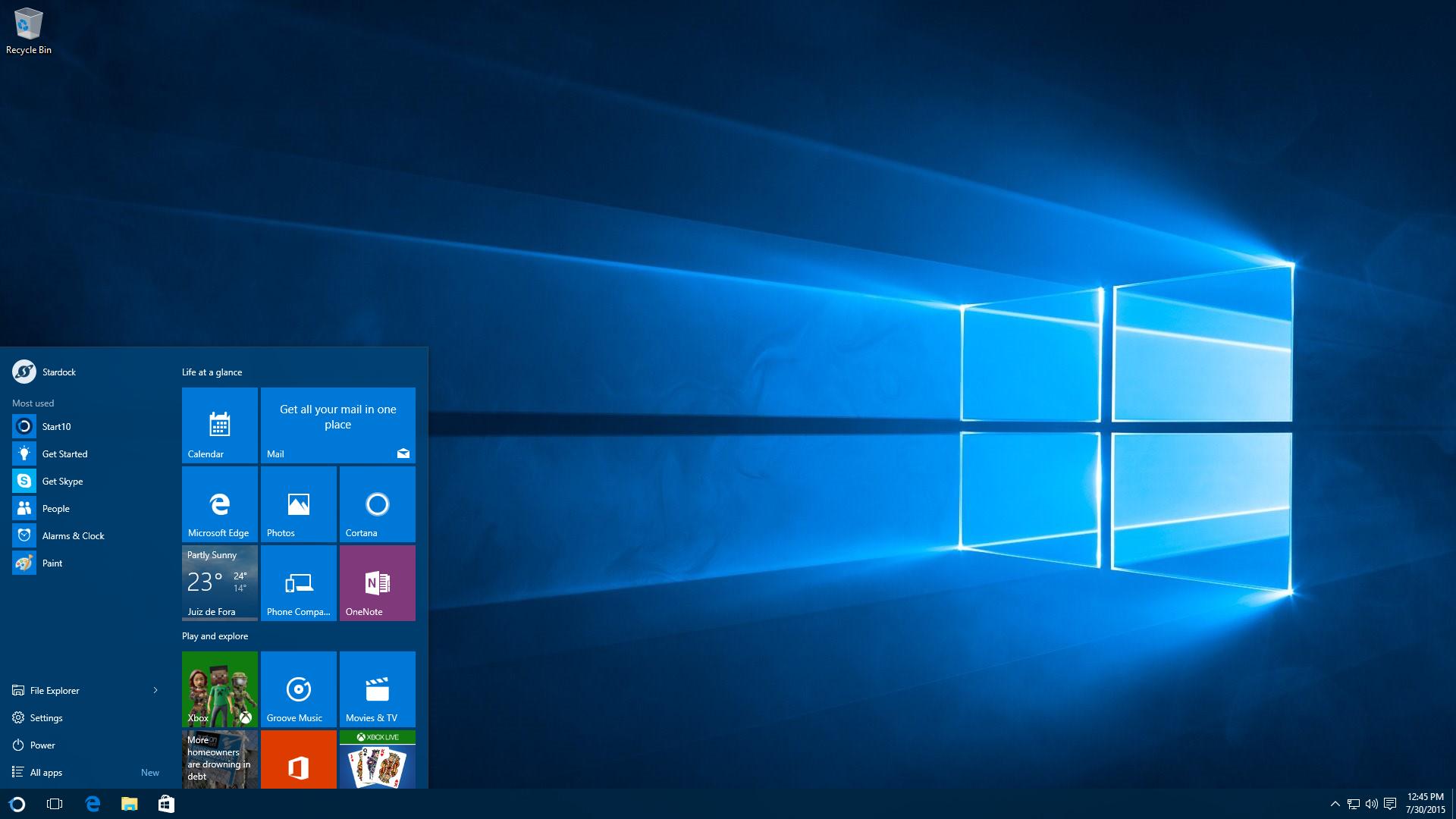 Reset Windows 10 khôi phục về ban đầu không cần dùng đĩa
