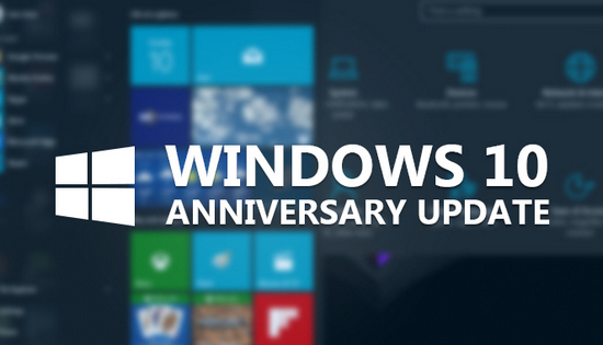 Sửa lỗi nâng cấp Windows 10 Anniversary Update