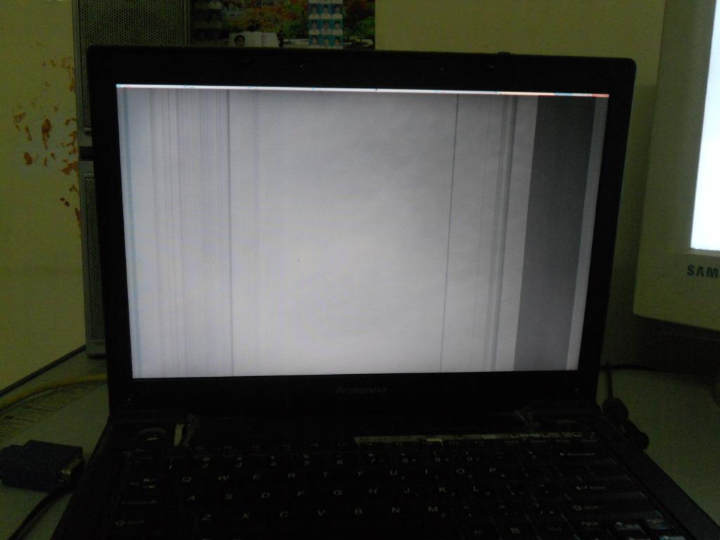 Tổng hợp các lỗi màn hình laptop và cách khắc phục