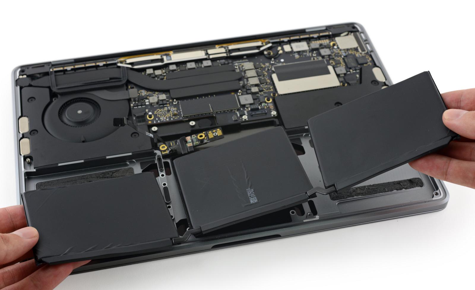 Cách thay pin cho Macbook Pro 2016 thật sự không khó