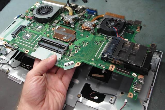 Tổng hợp những lỗi Main laptop thường gặp và cách khắc phục
