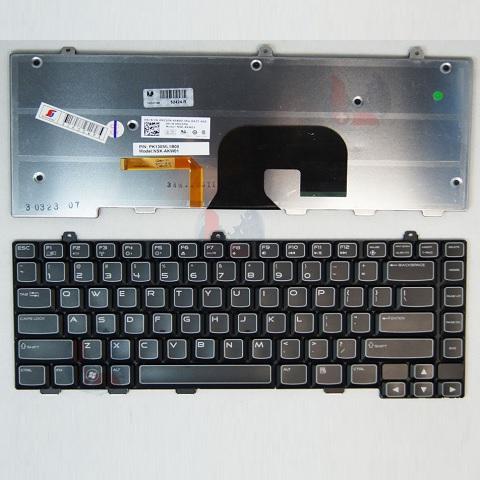 Bàn phím Dell Alienware M14x
