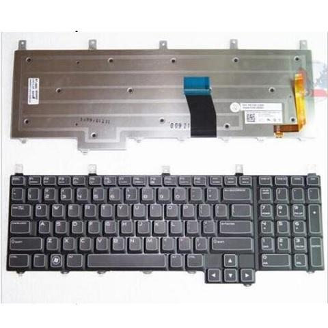 Bàn phím Dell Alienware M17x