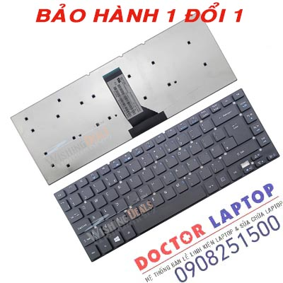 Bàn phím Acer Aspire E1 470G Keyboard Laptop