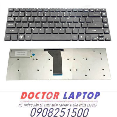Bàn phím Acer Aspire E5 411 Keyboard Laptop