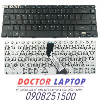 Bàn phím Acer Aspire M3 481 Keyboard Laptop