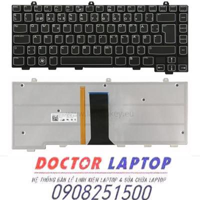Bàn phím Dell Alienware M15x