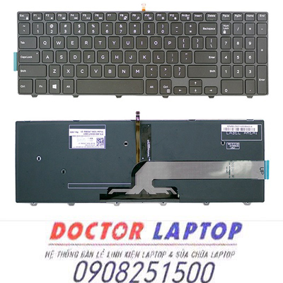 Bàn phím Dell Vostro 5568