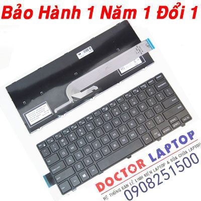Bàn phím Dell Inspiron 3467