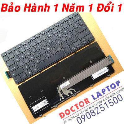 Bàn phím Dell Inspiron 5468