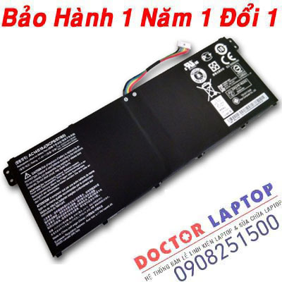 Pin Acer Aspire ES1 431, Pin laptop Acer ES1 431