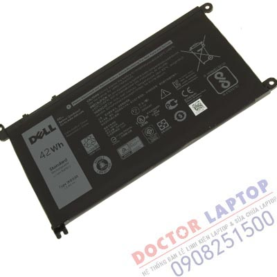 Pin Dell Inspiron 7375 13 7375, Pin laptop Dell 7375