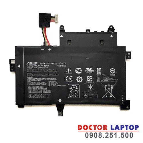 Pin Laptop Asus TP500L TP500LA (ZIN)