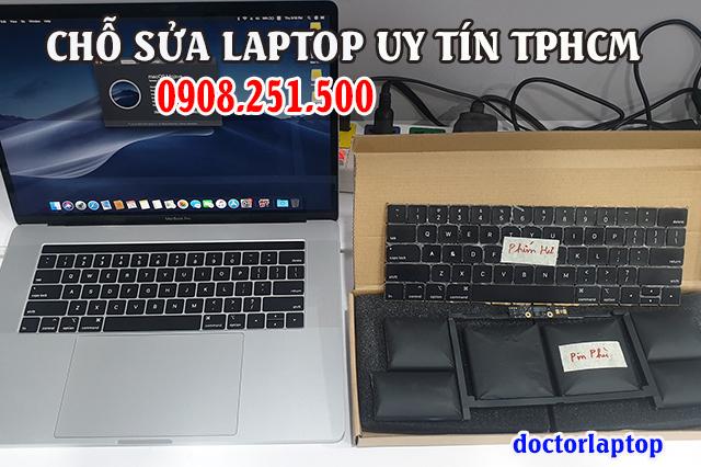 Chỗ sửa laptop tốt và uy tín nhất hiện nay tại TPHCM