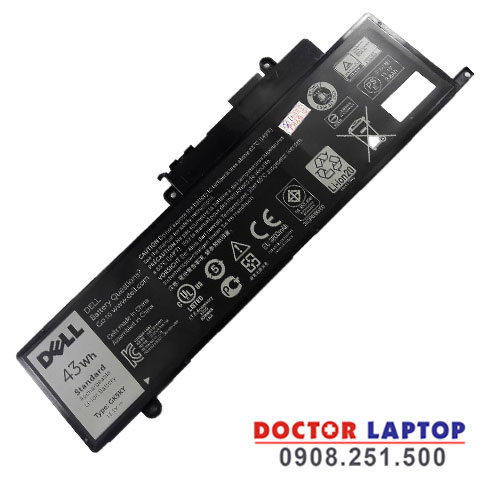 Pin Laptop Dell Inspiron 7558