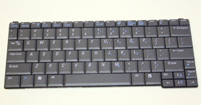 Bàn phím laptop Dell