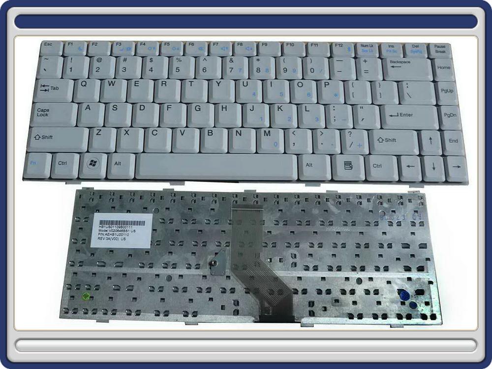 Bàn phím laptop NEC
